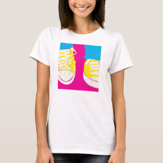 CMYK - Scuff Your Shoes T-Shirt