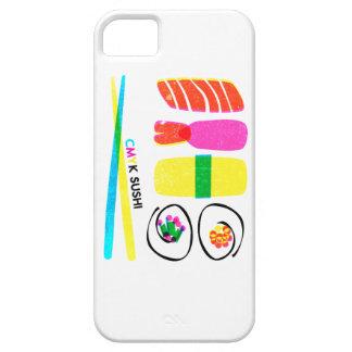 CMYK - Sushi iPhone SE/5/5s Case