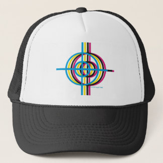 CMYK TRUCKER HAT
