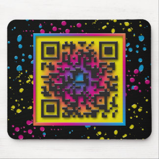 CMYK. Without it, the world would be ... Mouse Pad