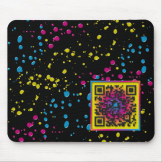 CMYK. Without it, the world would be ... Mousepad