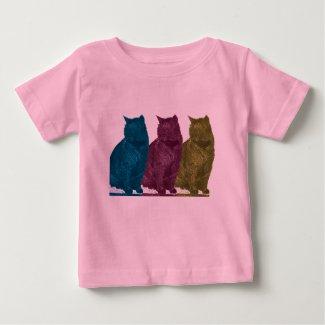 CMYKat Baby T-Shirt