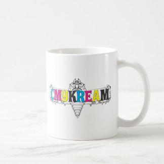 CMYKream-Logo Coffee Mug