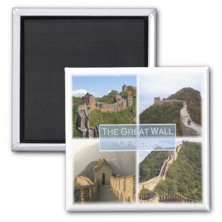 CN * China - The Great Wall Magnet