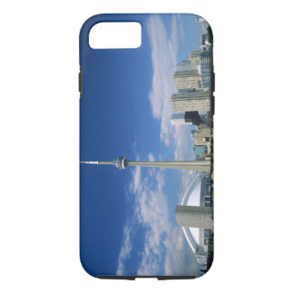 CN Tower and Skydome in Toronto, Ontario, iPhone 8/7 Case