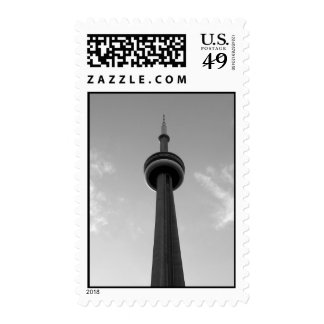 CN Tower Postage Stamp