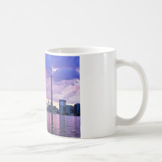 CN Tower : View from Center Island Toronto Mug