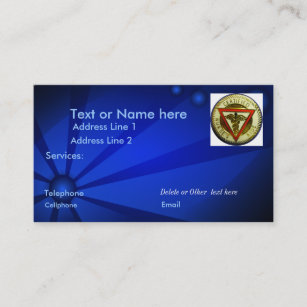 Certified nursing assistant business cards zazzle cna business card template wajeb Images