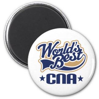 CNA Certified Nursing Assistant Gift Magnet