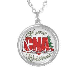 CNA CHRISTMAS Certified Nursing Assistant Pendant