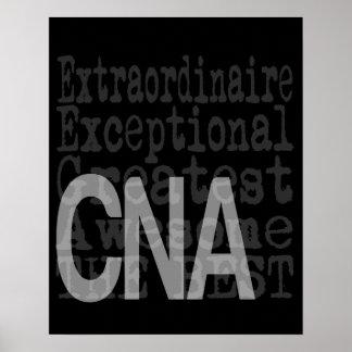 CNA Extraordinaire Poster