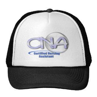 CNA FUN BLUE - CERTIFIED NURSING ASSISTANT TRUCKER HAT