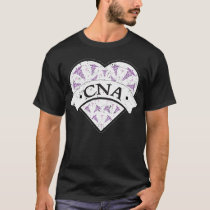 CNA Gifts Heart Medical Nurse Gifts Funny T Shirt