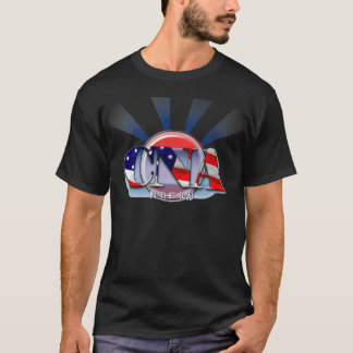 CNA IN THE USA - PATRIOTIC CERTIFIED NURSE AIDE T-Shirt