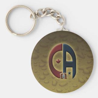 CNA Keychain