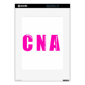cna parents decal for the iPad