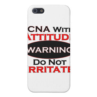 CNA With itude Case For iPhone SE/5/5s