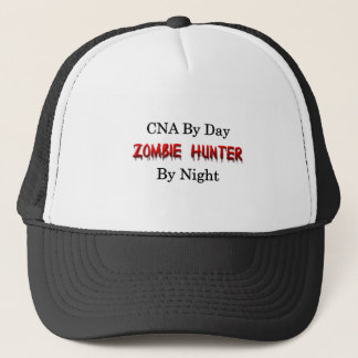 CNA/Zombie Hunter Trucker Hat