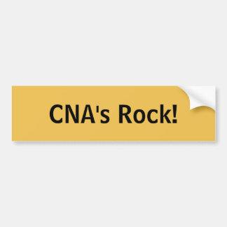 CNA's Rock! Bumper Sticker