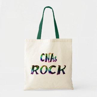 CNAs ROCK COLOR Canvas Bag