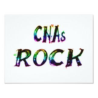 CNAs ROCK COLOR Card