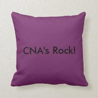 CNA's Rock! Throw Pillow