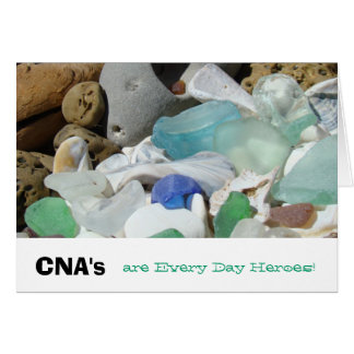 CNA's Week greeting Cards Every day heroes Thanks