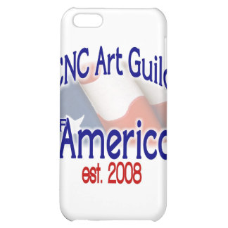 CNC Art Guild Stuff iPhone 5C Case