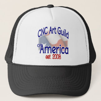 CNC Art Guild Stuff Trucker Hat