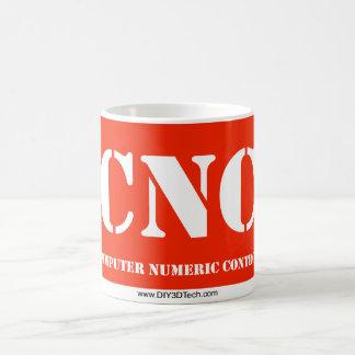 CNC Coffee Mug