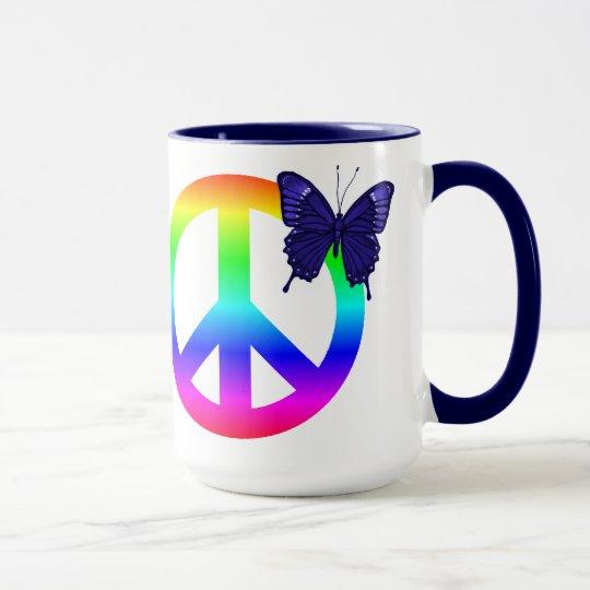 CND Butterfly Mug