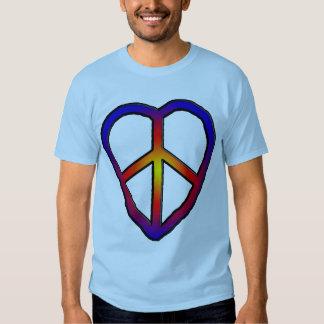 CND Heart copy T Shirt