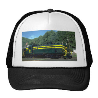 CNJ Alco RS-3 Hat