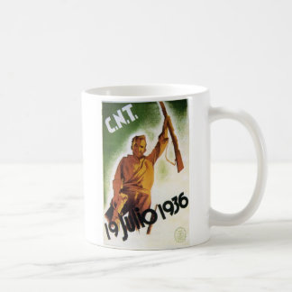CNT 19 July 1936 Coffee Mug