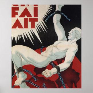 CNT. FAI. AIT (1937)_Propaganda Poster