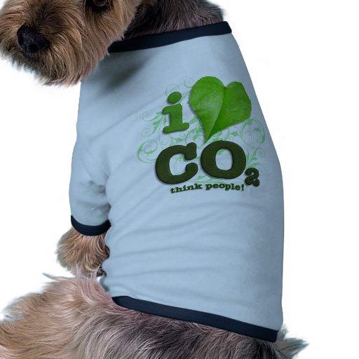 CO2 CAMISA DE PERRO
