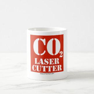 CO2 Laser Cutter Mug
