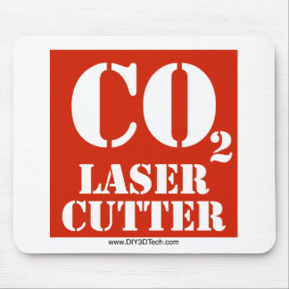 CO2 Laser Mouse Pad