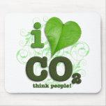 CO2 MOUSEPAD