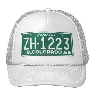 CO59 TRUCKER HAT