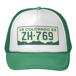 CO63 TRUCKER HAT