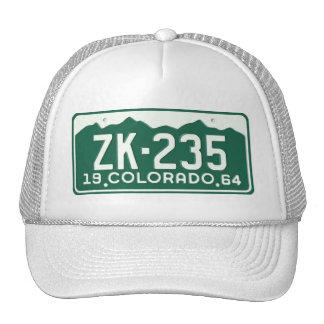 CO64 TRUCKER HAT