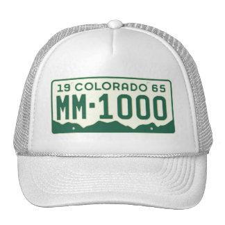 CO65 TRUCKER HAT