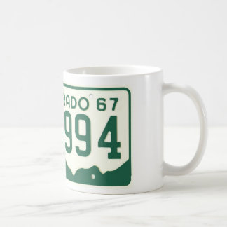 CO67 COFFEE MUG