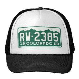 CO68 TRUCKER HAT