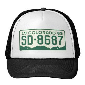CO69 TRUCKER HAT
