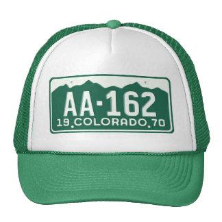 CO70 TRUCKER HAT