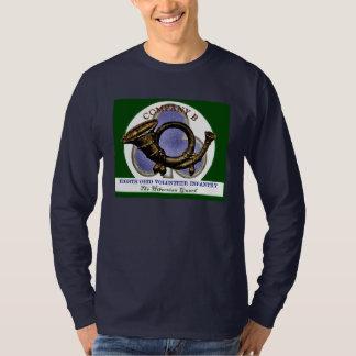 Co. B 8th OVI, Longsleeve T-Shirt