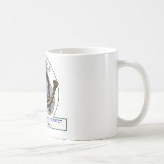 Co B 8th OVI Classic White Coffee Mug