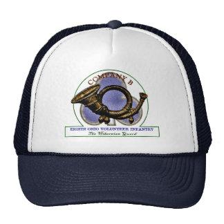 Co B, 8th OVI Trucker Hat